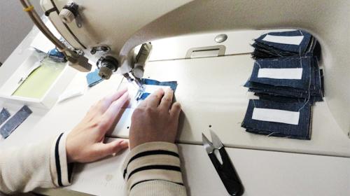 縫製作業の在宅ワーク